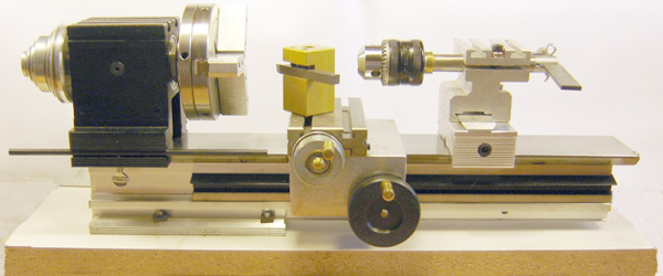 Pictures Of Taig Lathe