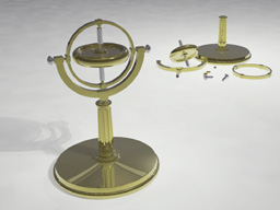 picture of a gyroscope