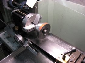 Boss Mounted Index Plate Fig