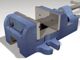 picture of vise